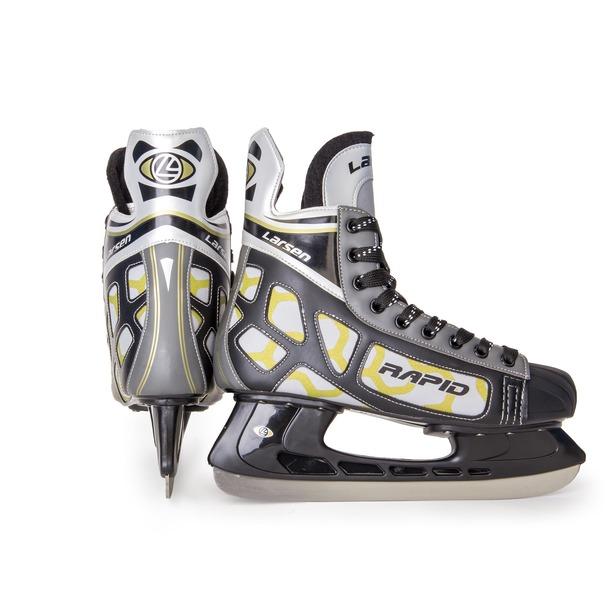 фото Коньки хоккейные Larsen Rapid. Размер: 43