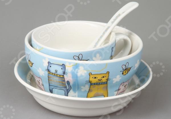 Набор посуды для детей Rosenberg 87961