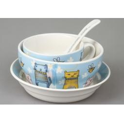 Купить Набор посуды для детей Rosenberg 87961