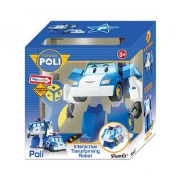 Купить Игрушка радиоуправляемая Poli «Робот-трансформер Поли» 83086