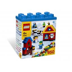 фото Конструктор-игра Веселая игра вместе с LEGO