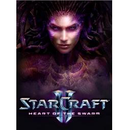 Купить Игра для PC StarCraft II: Heart of the Swarm. Дополнение (rus)
