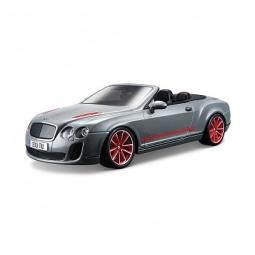 Купить Сборная модель автомобиля 1:18 Bburago Bentley Continental Supersport Convertible ISR