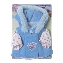 Купить Одежда для мишки Тедди Me to you Пальто с капюшоном