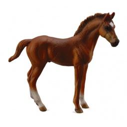 фото Фигурка-игрушка Collecta «Жеребец чистокровный»