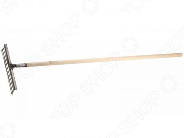 Грабли Зубр 4-39481-12 веерные грабли truper 14326