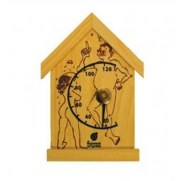 фото Термометр для бани и сауны Банные штучки «Домик»