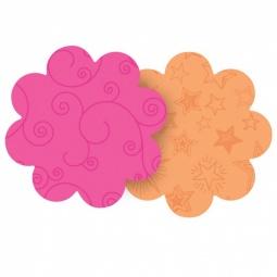 фото Блок-кубик Post-it 7350-FLR «Цветы». В ассортименте