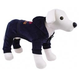 фото Костюм спортивный для собак DEZZIE Heart. Размер: 45 см