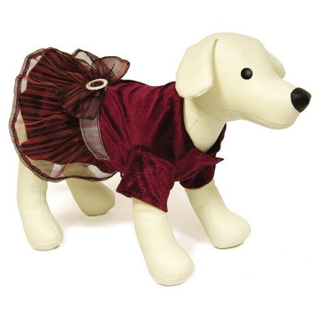 Купить Платье для собак DEZZIE «Смайли»