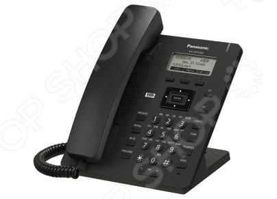 SIP-телефон Panasonic KX-HDV100 телефон ip dect panasonic kx tpa60rub sip трубка цифр ip телефон