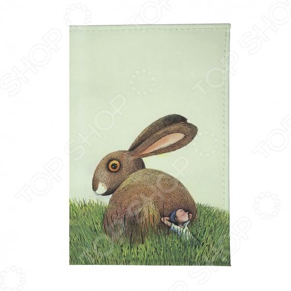 Визитница Mitya Veselkov «Сон о большом кролике»