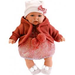 Купить Кукла Munecas Antonio Juan «Азалия в красном»