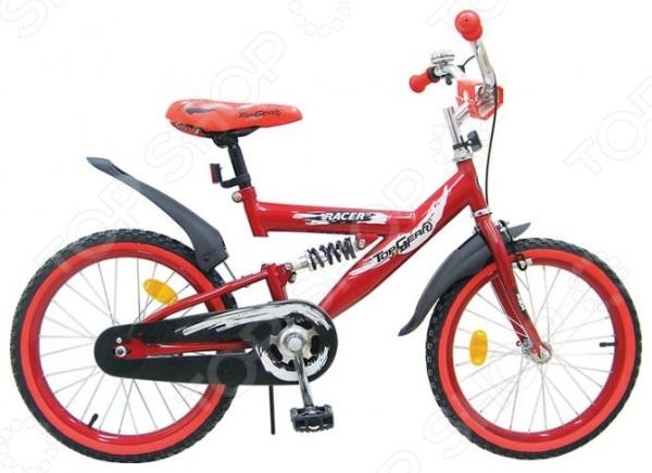 Велосипед детский Top Gear Junior Racer ВН20126 велосипед детский top gear mystic