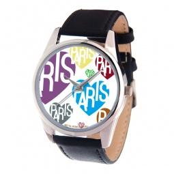 фото Часы наручные Mitya Veselkov «Цветные сердца и Париж» MV