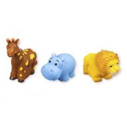 фото Набор игрушек для ребенка Жирафики «Животные. Африки»