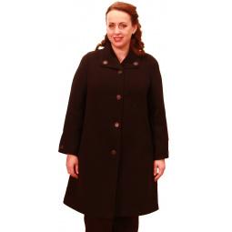 Купить Пальто Klimini Маргарэт. Цвет: черный