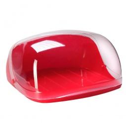 фото Хлебница большая IDEA М 1181. Цвет: красный