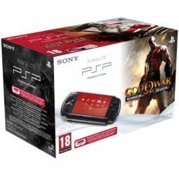 Купить Приставка игровая SONY PSP-E1008 и игра God of War: Ghost of Sparta