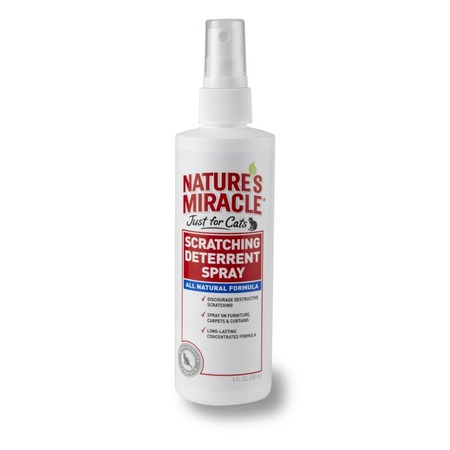 Купить Спрей против царапанья Nature's Miracle Scratching Deterrent 8 in 1