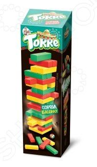 цена Игра-головоломка Десятое королевство «Торре. Сорви башню» в интернет-магазинах