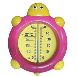 фото Термометр-сувенир водный Стеклоприбор В4 «Черепашка». В ассортименте