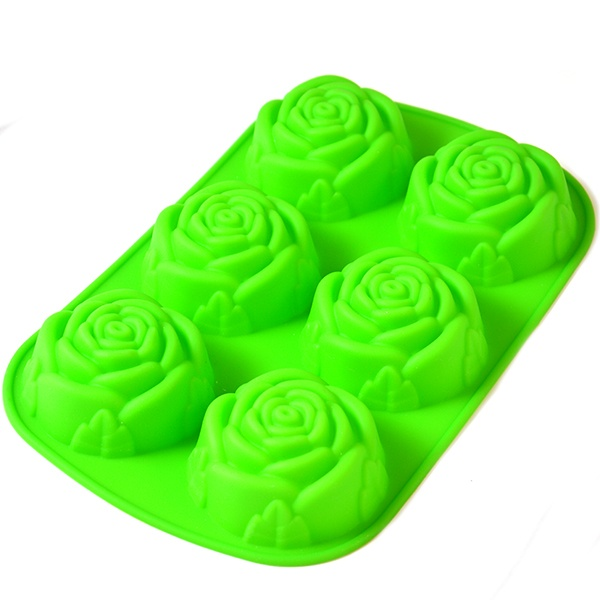 Форма для выпечки Marmiton «Розы». В ассортименте