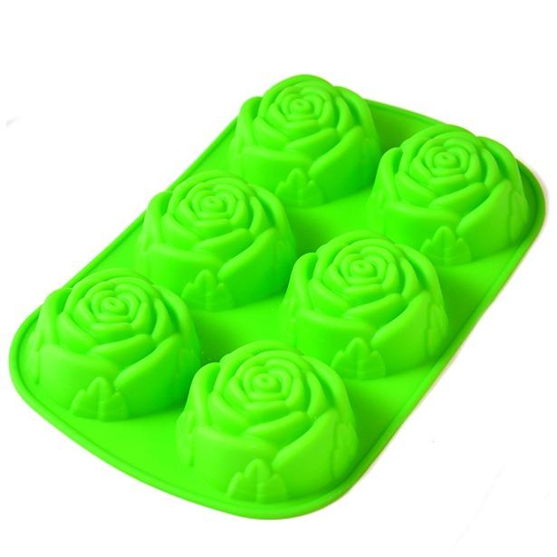 фото Форма для выпечки Marmiton «Розы». В ассортименте