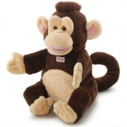 Купить Мягкая игрушка на руку Trudi Обезьяна