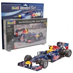 Купить Набор сборной модели болида Revell F1 Red Bull Racing RB8 «Уэббер»