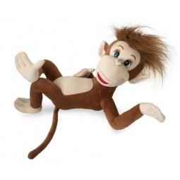 Купить Мягкая игрушка Fluffy Family «Обезьянка Лежащий Буба»