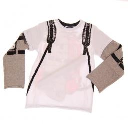 фото Кофта с длинным рукавом Mini Shatsu Skater Backpack. Рост: 122-128 см