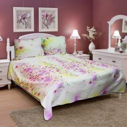 фото Комплект постельного белья Amore Mio Soft. Naturel. 1,5-спальный