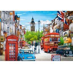 Купить Пазл 1500 элементов Castorland «Лондон»