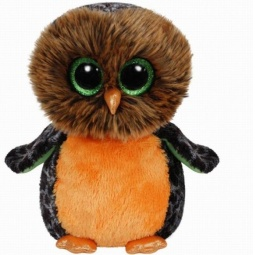 фото Мягкая игрушка TY «Совенок Midnight»