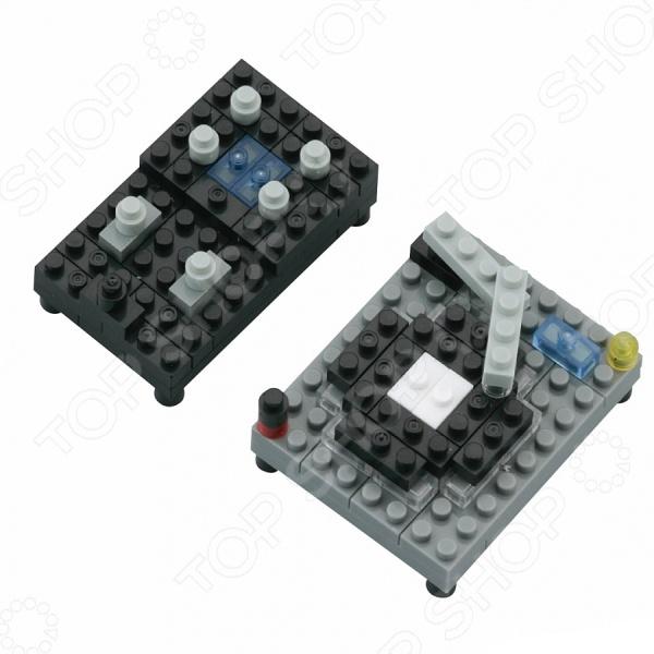 Фото - Мини-конструктор Nanoblock «DJ-сет» конструктор знаки зодиака водолей avtoys