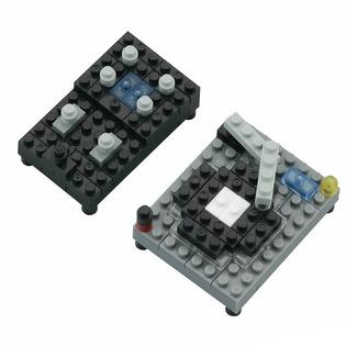 Купить Мини-конструктор Nanoblock «DJ-сет»