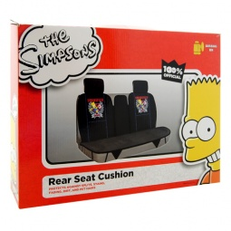 Купить Чехол на заднее сиденье The Simpsons SP-10531 MVP bart