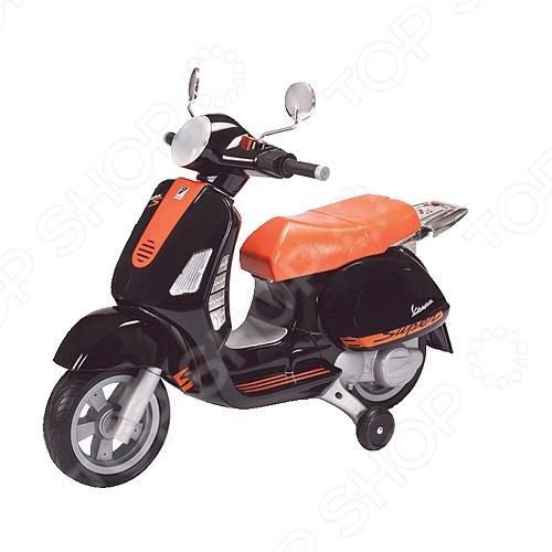Электромотоцикл Peg-Perego VESPA