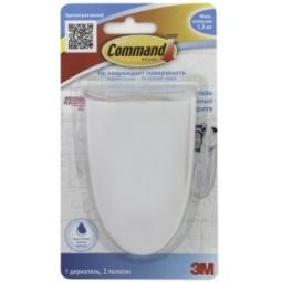 фото Держатель для зубных щеток Command BATH16