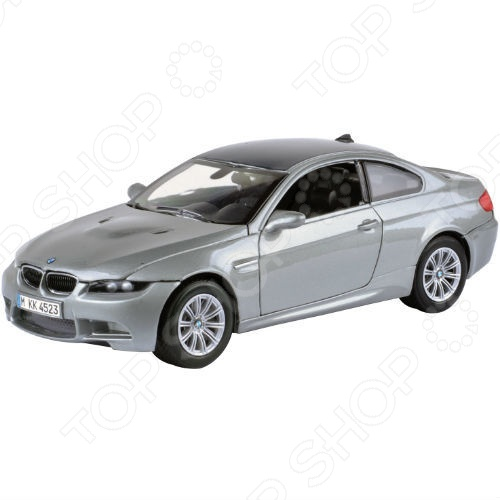 Модель автомобиля 1:24 Motormax BMW M3 Coupe 2008 bmw m3 e30 coupe