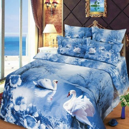 фото Комплект постельного белья АртПостель «Зимняя сказка». 2-спальный
