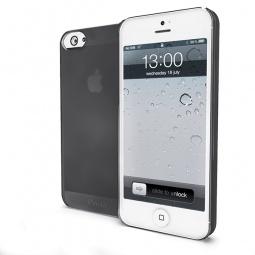фото Чехол Muvit iMatt ультратонкий для iPhone 5. Цвет: черный