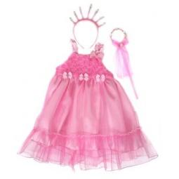 фото Костюм карнавальный с аксессуарами Новогодняя сказка 972133 «Принцесса»