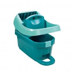 Купить Ведро для мытья полов с отжимом на колесиках Leifheit Wiper Cover Press Profi 55076