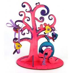 фото Набор для детского творчества Color Puppy «Дерево украшений. Фантазия»