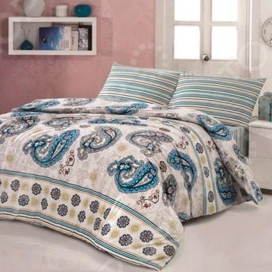 где купить Комплект постельного белья Brielle Chic. 1,5-спальный по лучшей цене