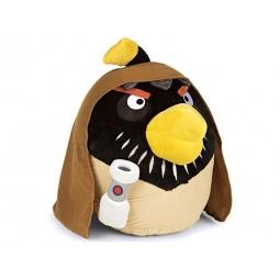 фото Мягкая игрушка со звуком Angry Birds «Оби-Ван Кеноби»