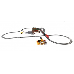 фото Игрушка радиоуправляемая Powertrains & Constructions 62219NB2 «Лесопогрузчик»