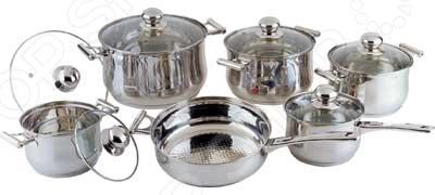 Набор посуды Bekker BK-271 набор посуды bekker bk 2587